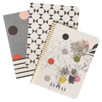 Caroline Gardner Large Notebooks