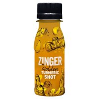 James White Turmeric Zinger