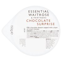 essential Waitrose Chocolate Surprise