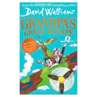 Grandpas Great Escape David Walliams
