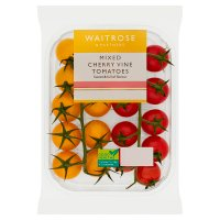 Limited Cherry Vine Tomatoes