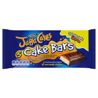 Jaffa Cakes 5 cake bars