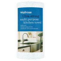 Waitrose Ultra Plus Kitchen Cloth