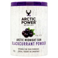 Arctic Power Blackcurrant Powder