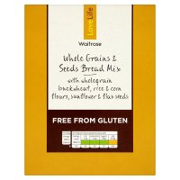 Waitrose LoveLife Seeds Bread Mix