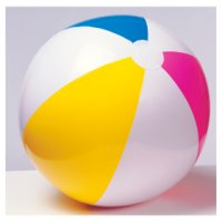 "Intex 16"""" Glossy Panel Beach Ball"