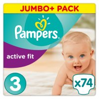Pampers Active Fit 3 Midi 5-9kg