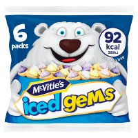 Jacob's iced gems