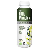 Little Miracles greentea pomegranate