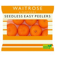 Waitrose seedless easy peelers