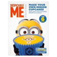 Despicable Me Minion Cupcake Mix