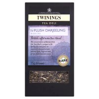 Twinings tea deli 25 cups 1st flush darjeeling