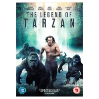 DVD The Legend of Tarzan