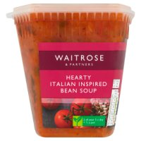 Waitrose LOVE life italian bean soup