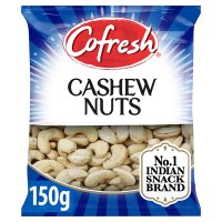 Cofresh cashew nuts - roasted & salted
