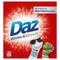 Daz Regular Washing Powder Laundry Detergent 22 washes