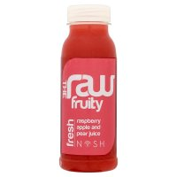 The Raw Fruity raspberry apple pear