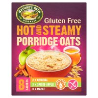 Nature's Path porridge oats