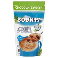 Bounty Coconut Hot Chocolate