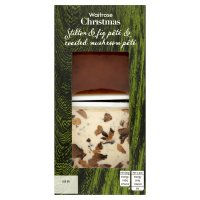 Waitrose Twin Pack Christmas Veg Pate
