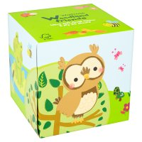 Waitrose woodland friends facial tissues