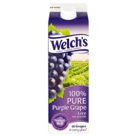 Welch's 100% Pure Purple Grape Juice