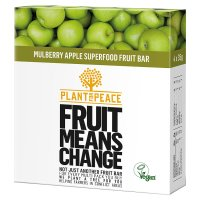 Plant For Peace Mulberry Apple Fruit Bars