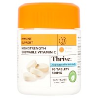 Waitrose Love life Chewable Vitamin C