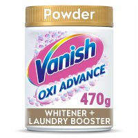 Vanish gold oxi action powder for whites