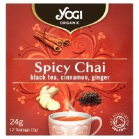 Yogi Spicy Chai