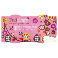 Pudology Simply Sumptuous Millionaires' Puds