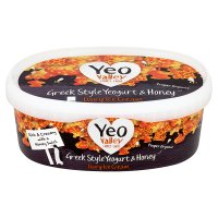 Yeo Valley Organic Frozen Greek Yogurt