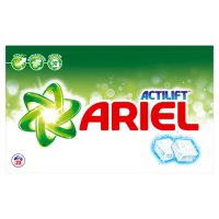 Ariel with Actilift Washing Tablets Biological 20 Washes