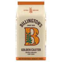 Billington's golden caster sugar