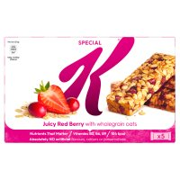 Kellogg's Special K bars red berry