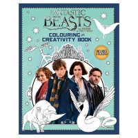 Fantastics Beasts Colouring & Activity Book