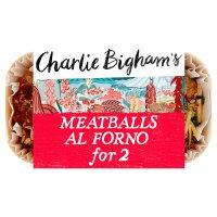 Charlie Bigham's meatballs al forno - Waitrose
