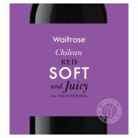 Waitrose Chilean, Boxed Red Wine
