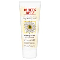 Burt's Bees cleansing cream soap bark & chamomile