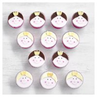 Fiona Cairns Princess Cupcakes