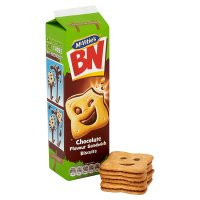BN chocolate biscuit