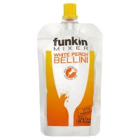 Funkin puree white peach bellini cocktail mixer