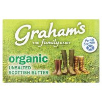 Graham's Scottish butter unsalted