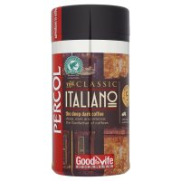 Percol Rainforest Alliance Italiano Instant Coffee