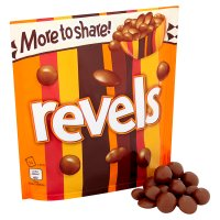 Revels More to Share
