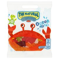 The Natural Confectionary Company ocean minis