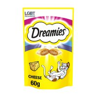 Dreamies delicious cheese cat treats