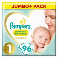 Pampers New Baby Jumbo+ Pack