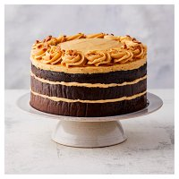 Fiona Cairns Chocolate Salted Caramel Cake