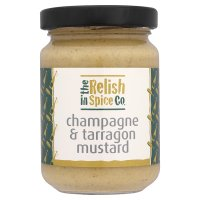 The Relish In Spice Co. champagne & tarragon mustard